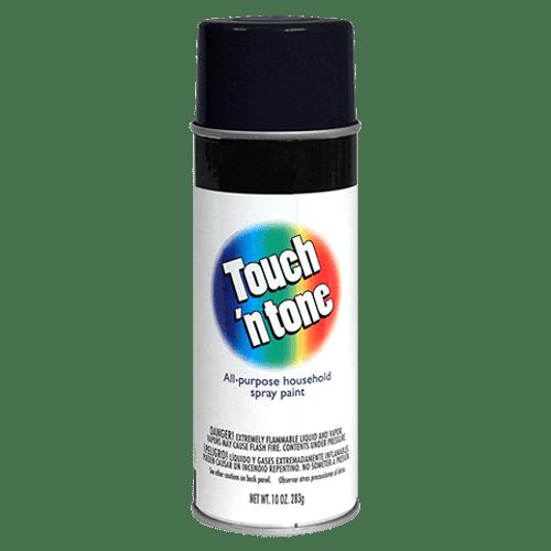 Touch N Tone Gloss Black Spray Paint (55276830)