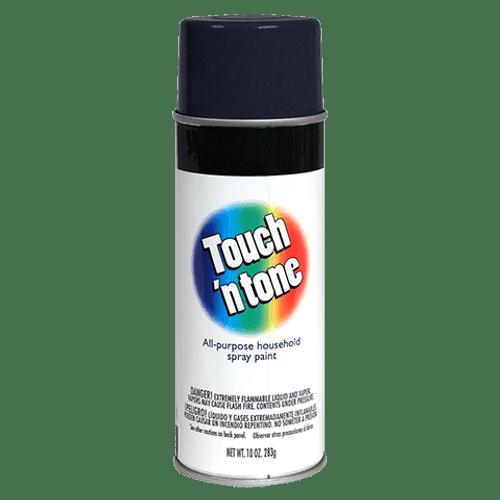 Touch N Tone Flat Black Spray Paint (55275830)
