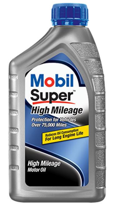 Super High Mileage 10W-40 Motor Oil (071924970328)