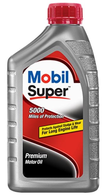 Super 5000 10W-40 Motor Oil (071924970267)