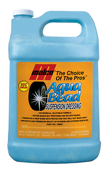 Aqua Bead Silicone Suspension Dressing gallon