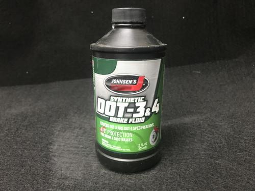 Premium Synthetic DOT 4 Brake Fluid (5034)