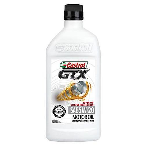 GTX 5W-20 Conventional Motor Oil (079191001073)