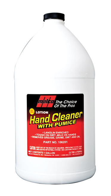 VOC Lotion Hand Cleaner With Pumice