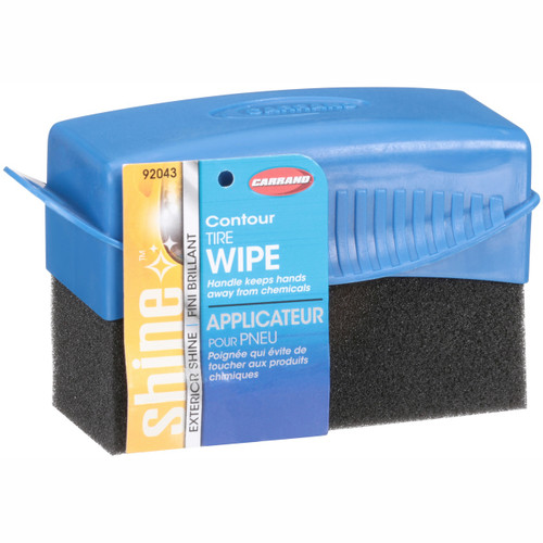 Contour Tire Wipe (92043)