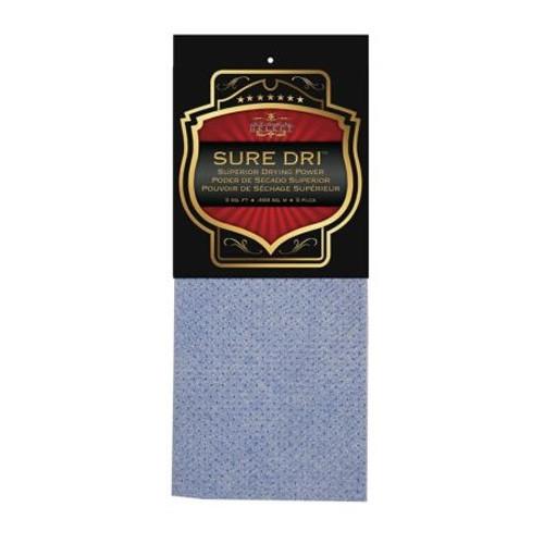 Sure Dri Drying Towel- Blue (11-250)