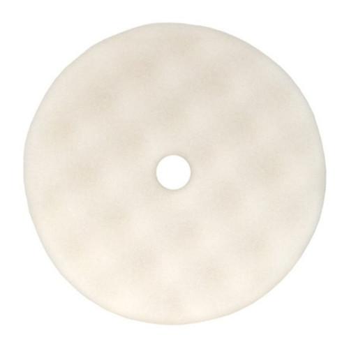 """6"""" Waffle Finishing Pad-White (44-075)"""