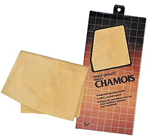 Professional Imported Leather Chamois (85-030)