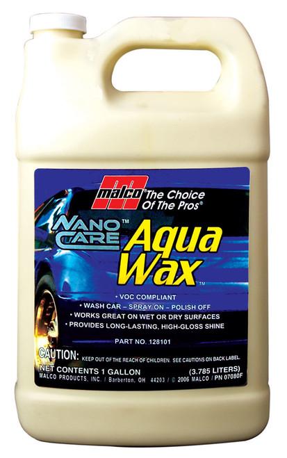 Nano Care Aqua Wax Gallon
