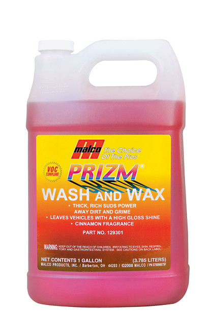 Prizm Wash & Wax
