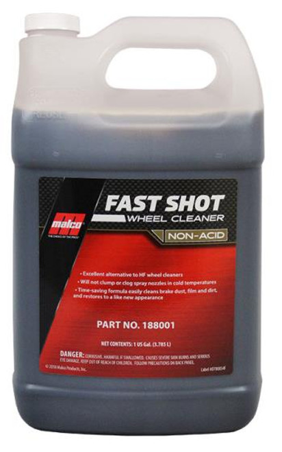 Fast shot Wheel cleaner non acid (188001)