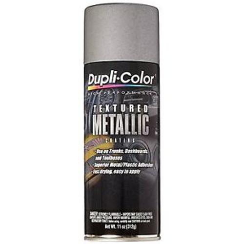 High Performance Textured Metallic Coating Silver Metallic (MX102)