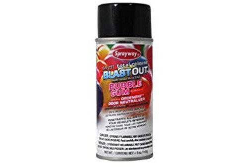 Bubble Gum Sprayway Blast Out Odor Eliminator (SW251)