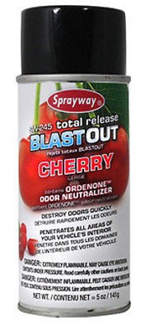 Cherry Sprayway Blast Out Odor Eliminator (SW245)