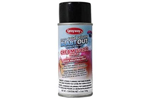 Cream Soda Sprayway Blast Out Odor Eliminator (SW254)