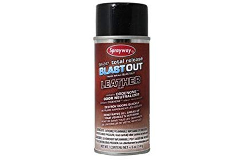 Leather Sprayway Blast Out Odor Eliminator (SW247)