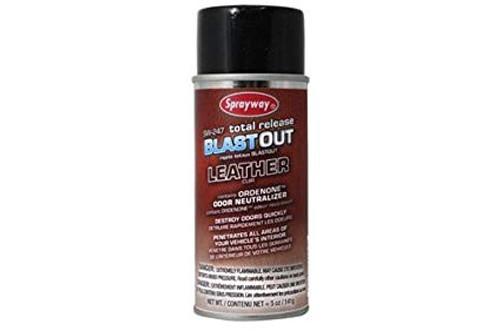 Leather Sprayway Blast Out Odor Eliminator (SW247)