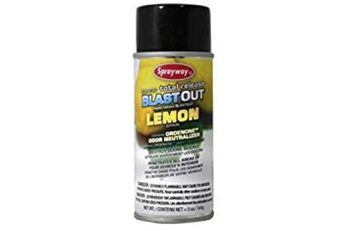 Lemon Sprayway Blast Out Odor Eliminator (SW250)