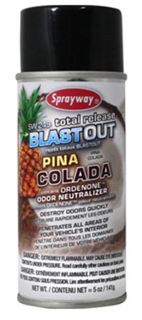 Pina Colada Sprayway Blast Out Odor Eliminator (SW249)