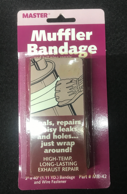 Muffler Bandage Kit (MB-42)