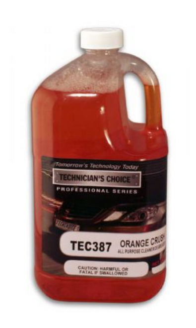 TEC387 Orange Crush All Purpose Cleaner (TEC387)