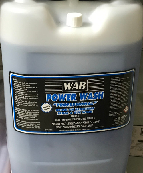 POWER WASH 5Gal (504)