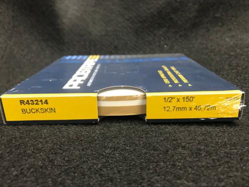 """R43214 Buckskin Double Stripe Thick & Thin 1/2"""" x 150' (R43214)"""