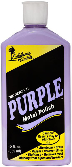 Purple Metal Polish (PMP139)