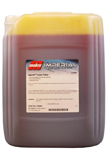 Imperial Foamer Yellow (194905)