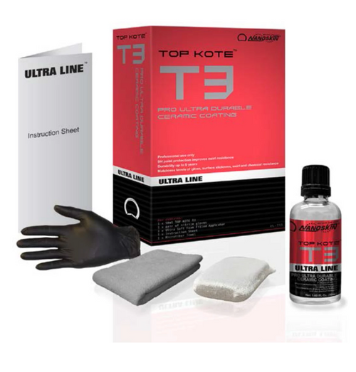 Top Kote T3 Professional Ultra Ceramic Coating (UL-T13)