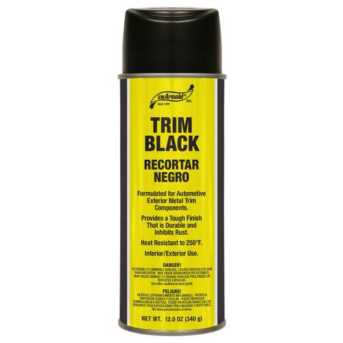 Black Trim Spray Paint (66-101)