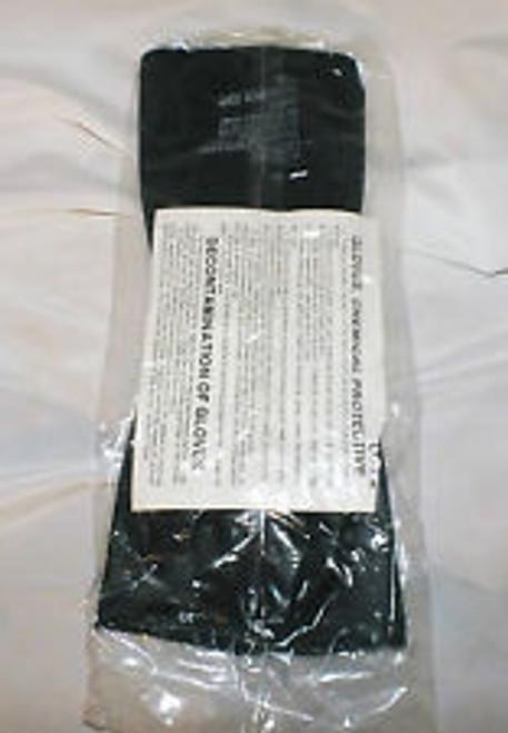 Black Chemical Protective Glove Set (8415010333518)