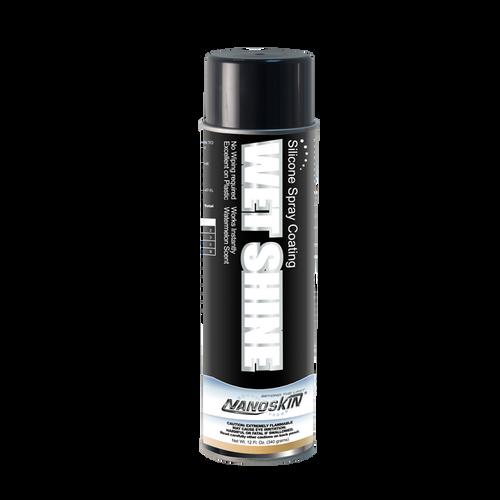 WET SHINE Clear Coating Spray - Aerosol (NA-WSE)