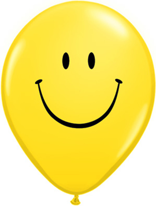 16 Inch Happy Face Balloons (EZ513-HAP)