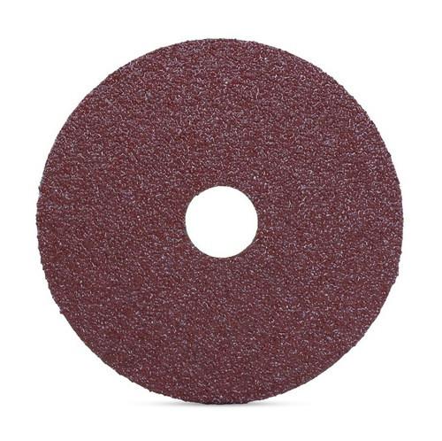"5"" X 7/8"" A/O Resin Fiber Sanding Discs- 36 Grit (S086)"