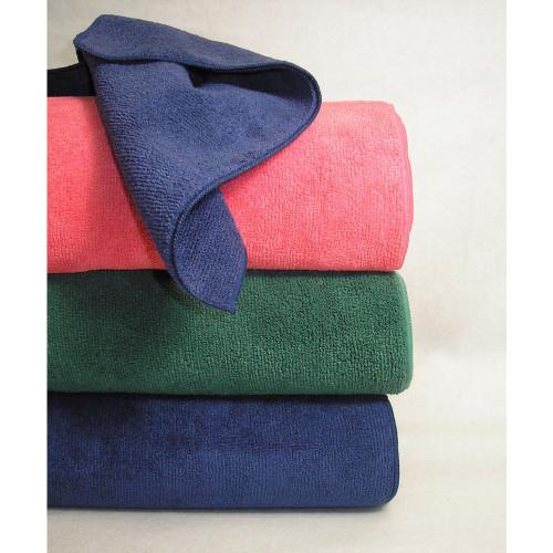 """Deluxe Detailing Towel-Green 15""""x25"""" (DDT-GMF)"""