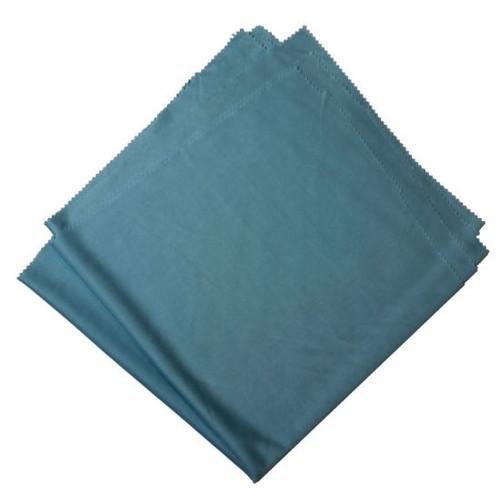 ULTRA FINE GLASS MICROFIBER CLOTH- 20X20 BLUE (HT-22GT)