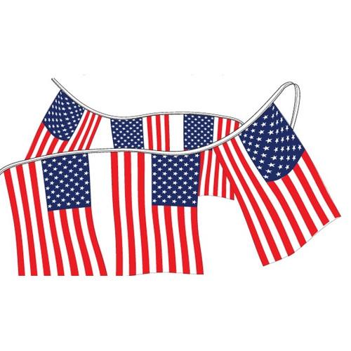 American Flags: American Stars & Stripes (USC6)