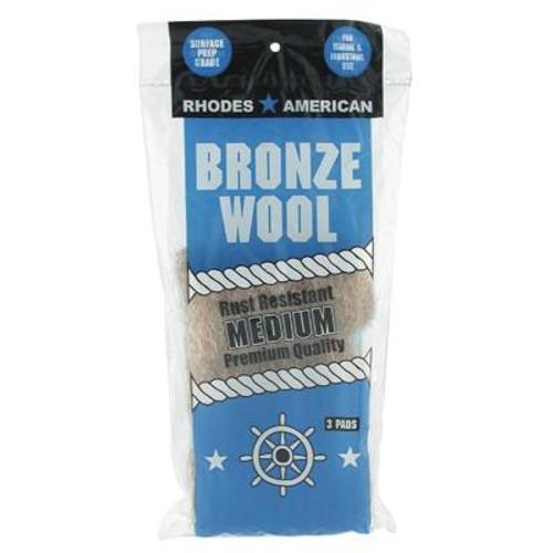 Bronze Wool Medium (033873123019)