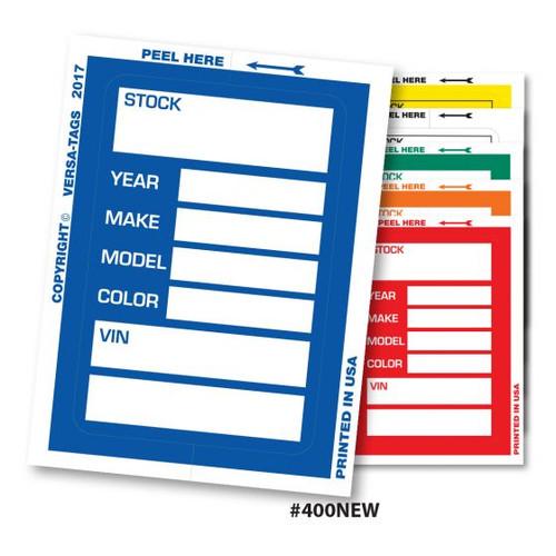Stock Stickers (#400)