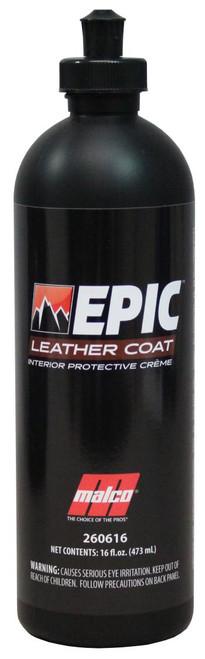 EPIC Leather Coat (260616)