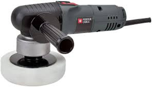 6 IN. VARIABLE-SPEED RANDOM ORBIT POLISHER (7424XP)