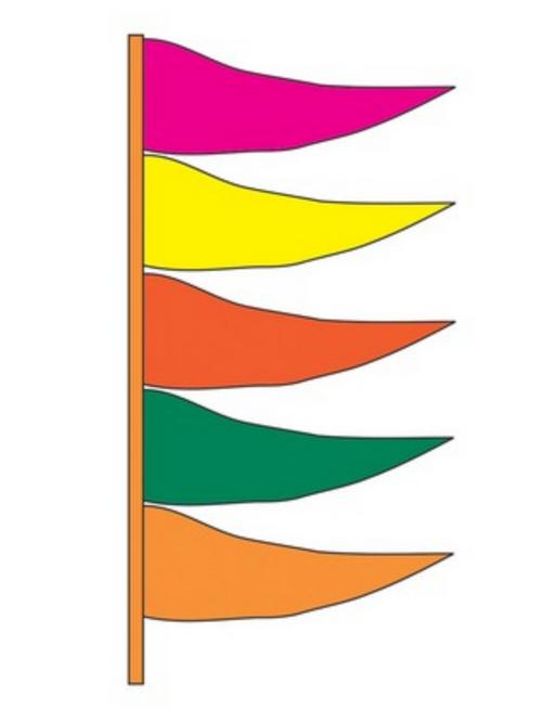 Plasticloth Deco Flag Replacements (TT2)