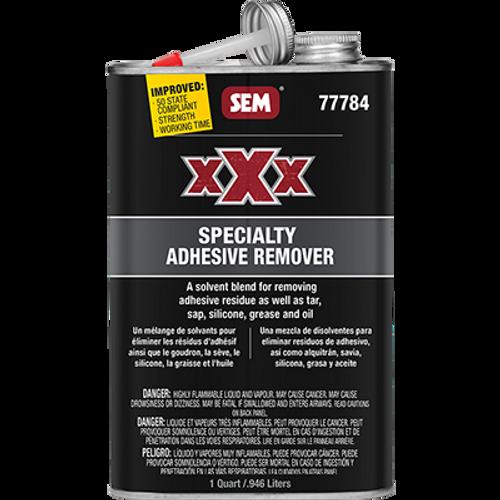 XXX SPECIALTY ADHESIVE REMOVER (77784 )