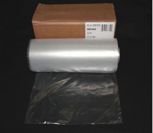 PARTS BAGS - 500/ROLL - 14X22 (PBR-1)