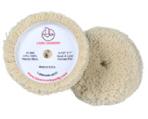 Cutting Wool Un-Steamed Pads (41-005)