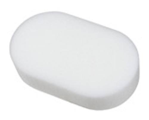 White Foam Anti-Static Detailing Pad