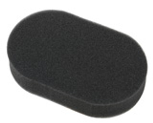 Black Foam Anti-Static Detailing Pad (87-109BK)