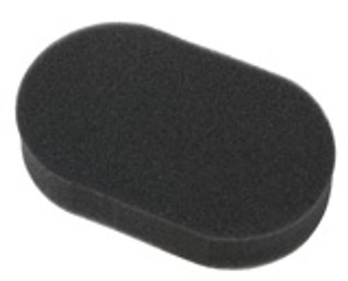 Black Foam Anti-Static Detailing Pad (87-109BK)
