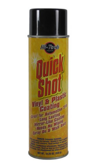 QUICK SHOT VINYL SHINE/PROTECTANT (HT 18014)